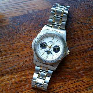 BREITLING Moonphase Chronograph