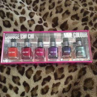Chichi Nail Polish Assorted