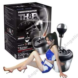 (現貨公司貨)THRUSTMASTER TH8A 排檔器 PS3/PS4/XboxOne/PC