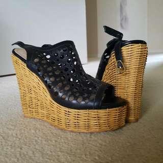 ZU Wedges Shoes