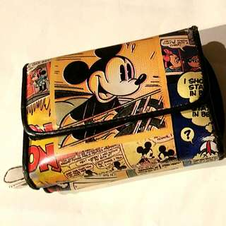 Comic-style Mickey Mouse Purse