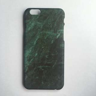 REPRICE Green Marble Case