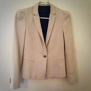 Zara Cream Jacket