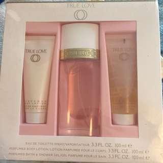 True Love Perfume Set 100ml