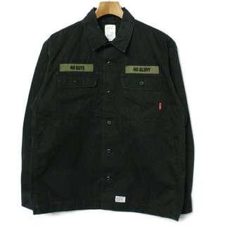 Lima  WTAPS  黑色襯衫