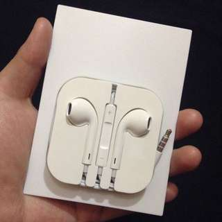 Earpods iPhone Original (Segel)
