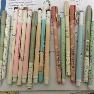 Cute Pens $1 Each!!