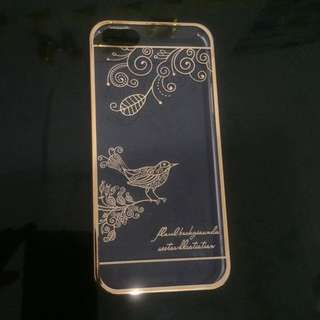 Casing Iphone 5 Birdcage