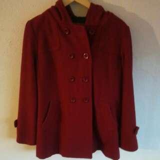 Dangerfield Red Coat