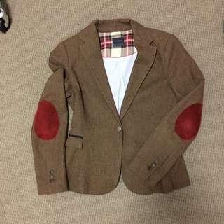 Zara Jacket Brown Size M