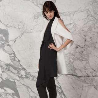 BN Keepsake In Orbit Vest (White) - XS