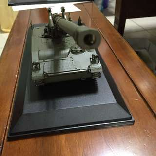 M110A2自走榴彈砲 1:35