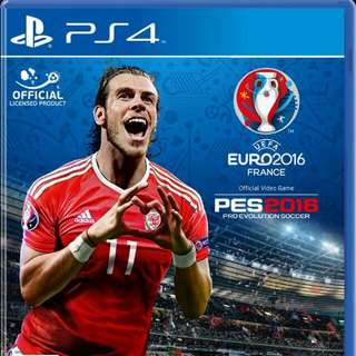 Euro 2016 PS4