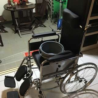 Reclinable Wheelchair