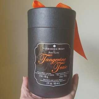 Partylite Tangerine Tease Gift Pack