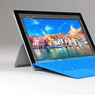 Microsoft Surface Pro 4 M3