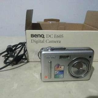 🚚 Benq DC E605相機