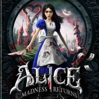 Alice Madness returns For Pc
