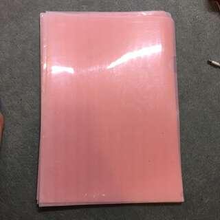 10 Pink Files