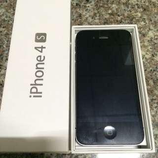Iphone4s 8成新 16g
