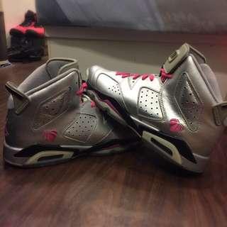 "Nike Air Jordan 6 ""Valentine's Day "" AJ6 情人節"