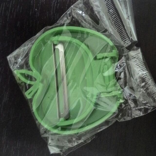 蘋果造型 削皮刀