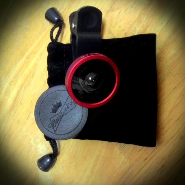 手機 廣角鏡 自拍神器