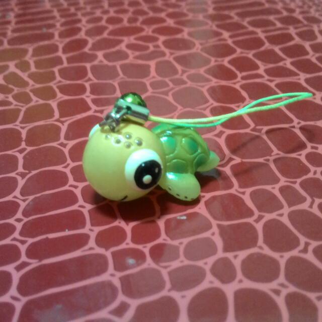 小烏龜 夜光 吊飾