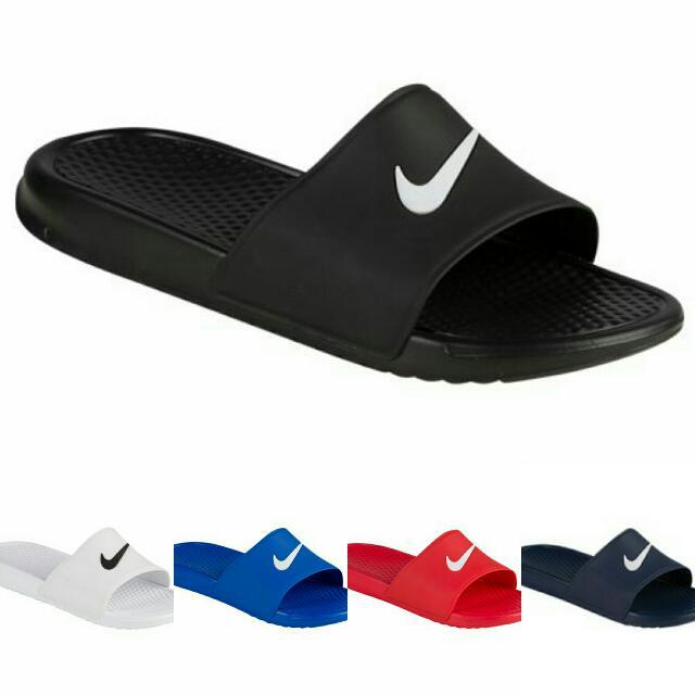 *美國代購* NIKE BENASSI SHOWER SLIDE  防水拖鞋 全新正品