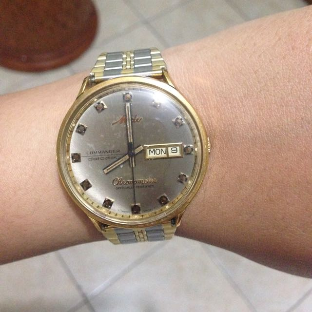 Auth Mido Watch