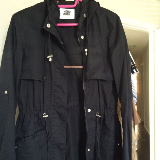 Black Vero Moda Jacket