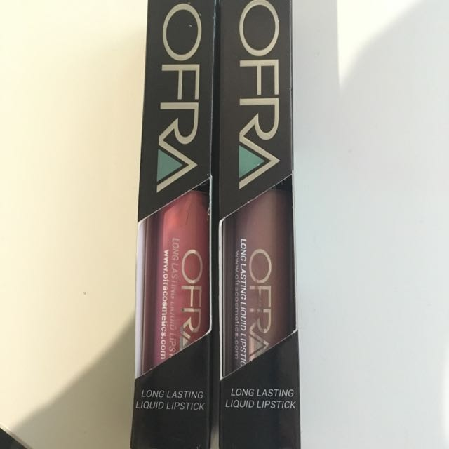 Brand New Ofra Liquid Lipsticks
