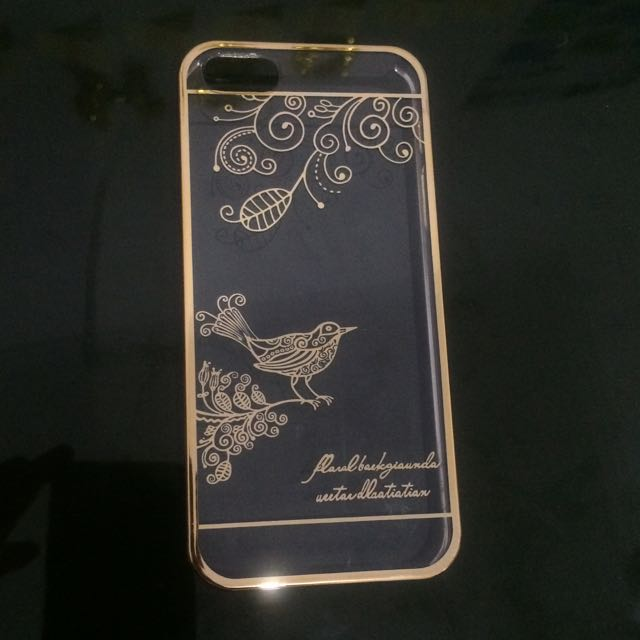 Casing Iphone 5 Birdcage