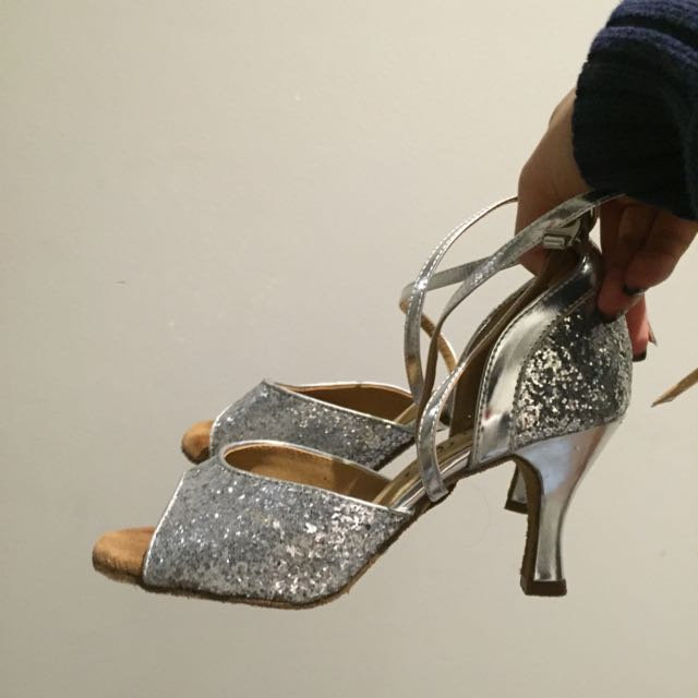 Dance Shoes - Salsa Latin Ballroom