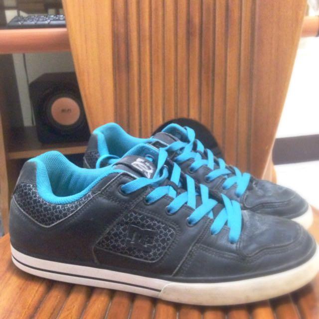DC 寬版滑板鞋 厚鞋身包覆
