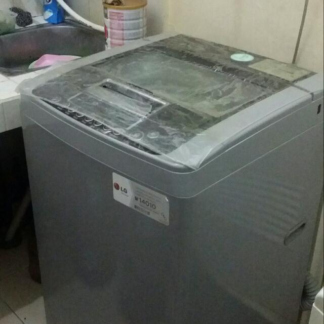 Dijual Mesin Cuci LG 1 Tungku