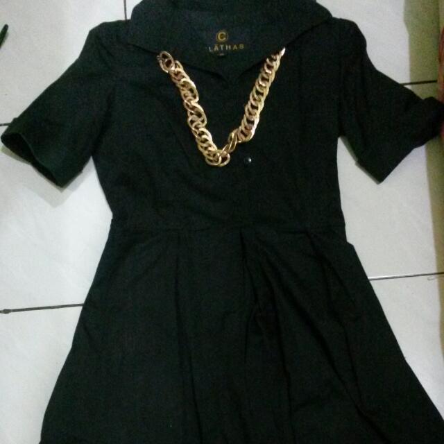 Dress Formal Selutut