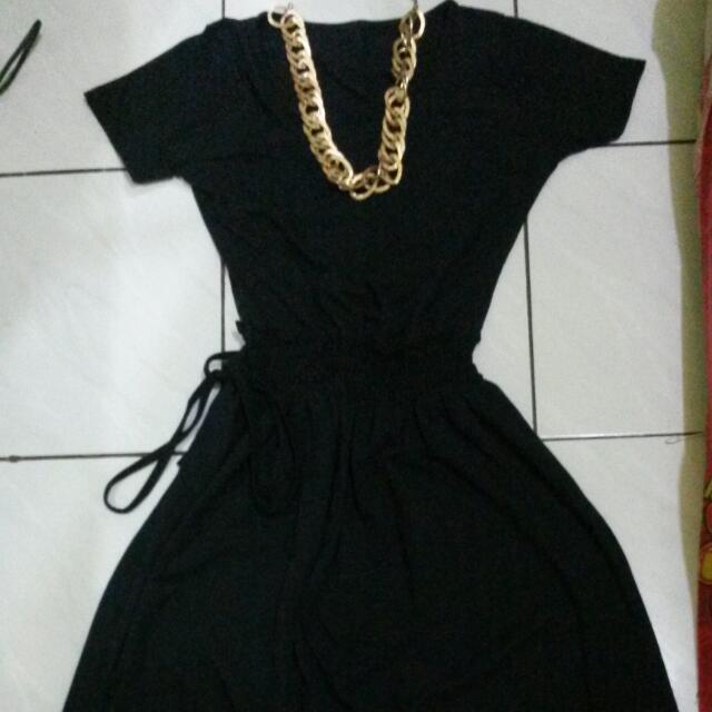 Dress Selutut reprice