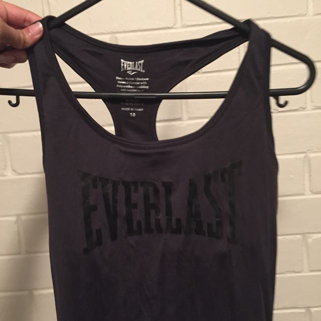 Everlast Sports Singlet