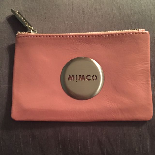 PENDING PAYMENT ! Fairy Floss Mimco Pouch