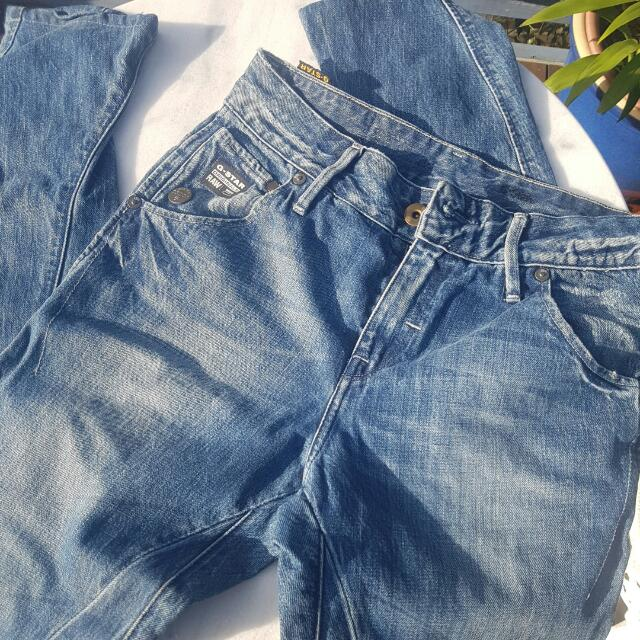 G-Star Jean's Size 26 Length 32
