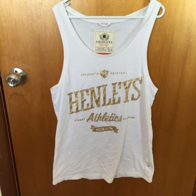 Henleys Baggy Singlet