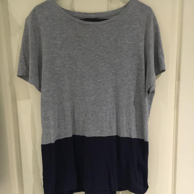 H&M T-shirt Size