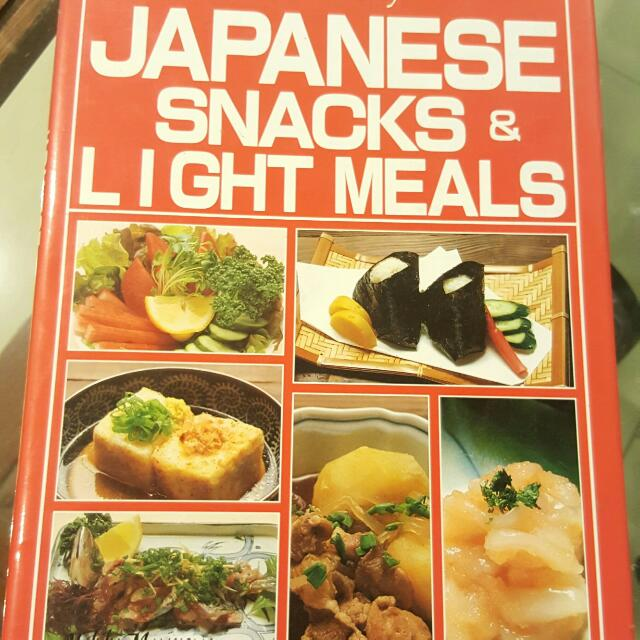 Japanese Recipes Book