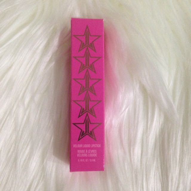 Jeffree Star Velour Liquid Lipstick in Rose Matter