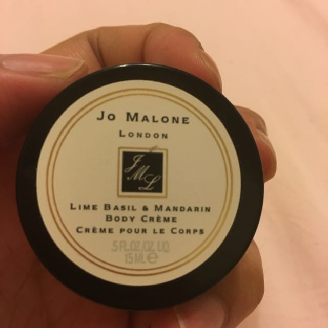 Jo Malone 青檸柑橘15 ML乳霜