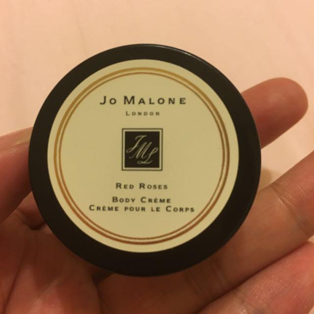 Jo Malone 紅玫瑰乳霜 15ml