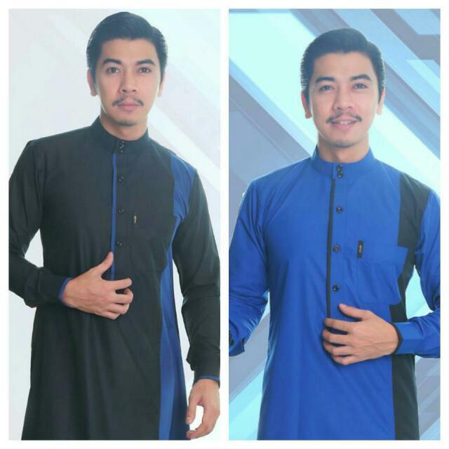 Jubah Lelaki Amar Baharin Edition Mens Jubah Men S Fashion On