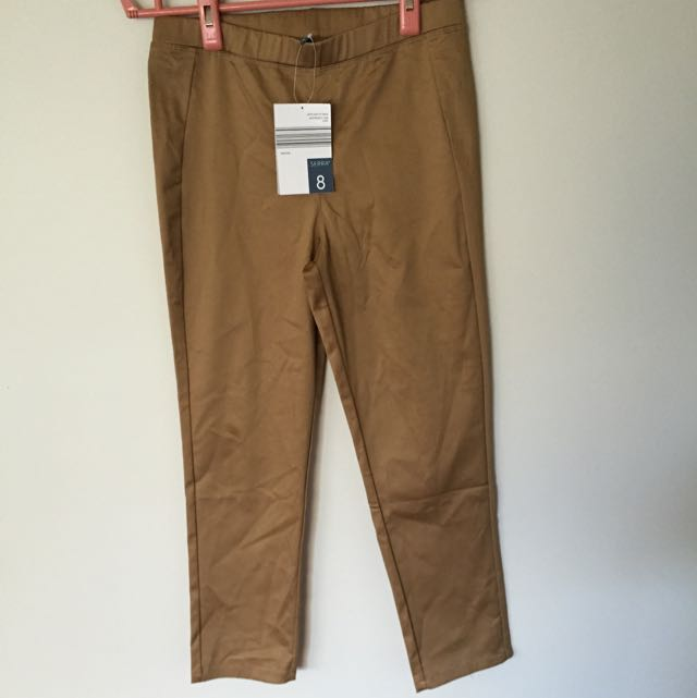 Ladies Easy Fit Pants