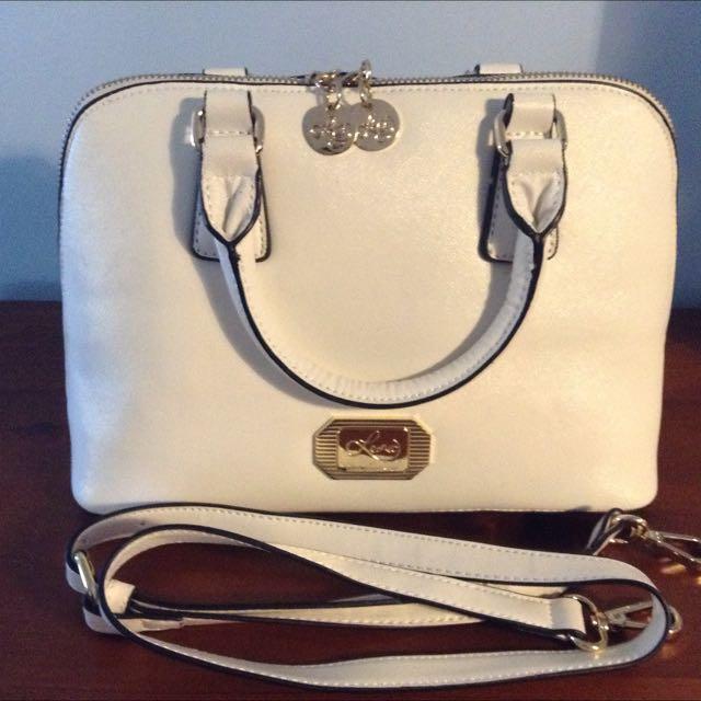 Leona By Leona Edmiston Clermont Small Tote Bag In White